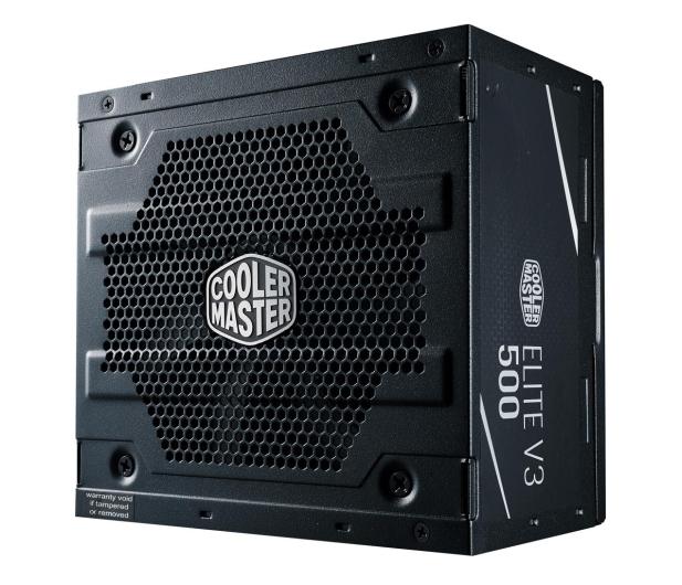 Cooler Master Elite V3 500W - 575670 - zdjęcie