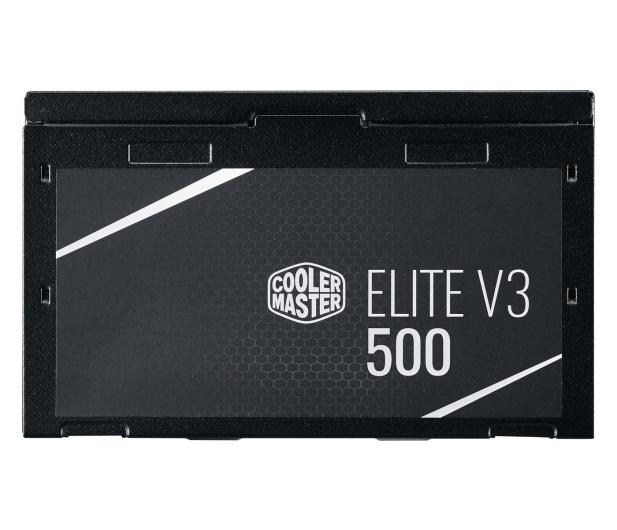 Cooler Master Elite V3 500W - 575670 - zdjęcie 7