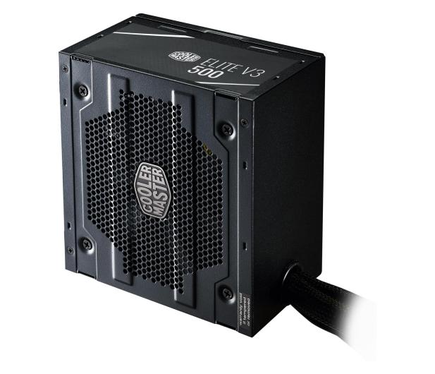 Cooler Master Elite V3 500W - 575670 - zdjęcie 3