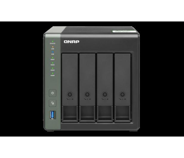 QNAP TS-431KX (4xHDD, 4x1.7GHz, 2GB, 3xUSB, 2xLAN,SFP+) - 570902 - zdjęcie 2