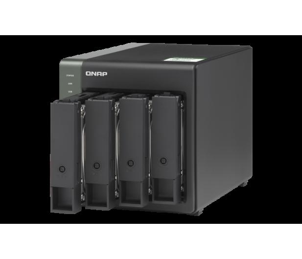 QNAP TS-431KX (4xHDD, 4x1.7GHz, 2GB, 3xUSB, 2xLAN,SFP+) - 570902 - zdjęcie 4