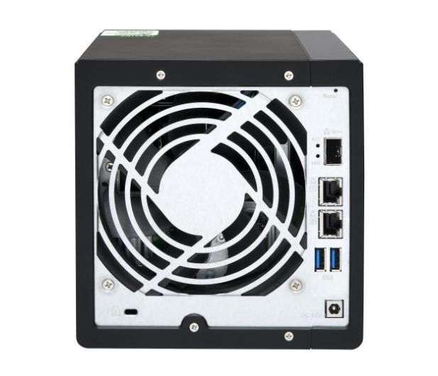 QNAP TS-431KX (4xHDD, 4x1.7GHz, 2GB, 3xUSB, 2xLAN,SFP+) - 570902 - zdjęcie 5