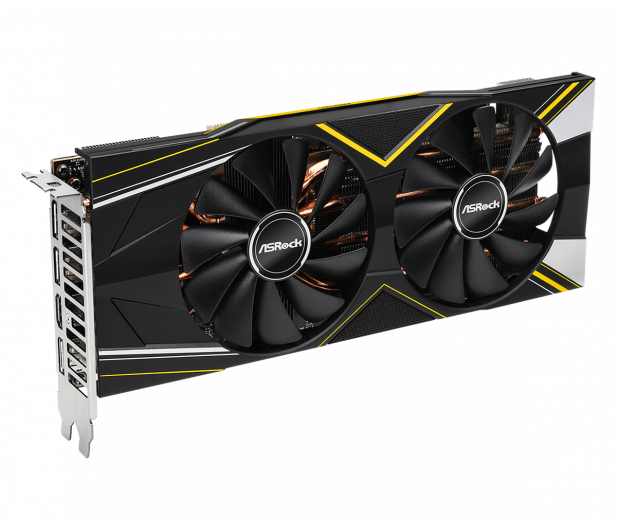 ASRock Radeon RX 5700 XT Challenger D OC 8GB GDDR6 - 570185 - zdjęcie 3