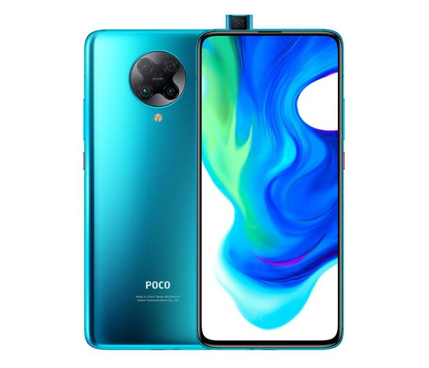 Xiaomi POCO F2 Pro 6/128GB Neon Blue - 579004 - zdjęcie