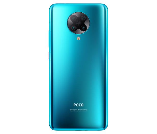 Xiaomi POCO F2 Pro 6/128GB Neon Blue - 579004 - zdjęcie 5
