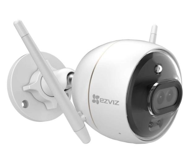 EZVIZ C3X ColorNightVision Ai FullHD LED IR Syrena IP67 - 569617 - zdjęcie