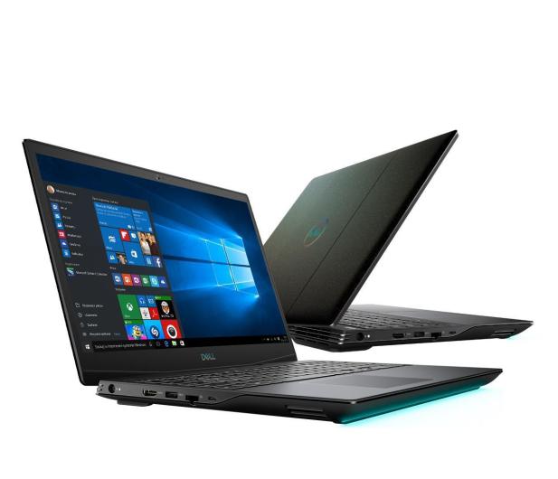 Dell Inspiron G5 5500 i7-10750H/8GB/512/W10 GTX1650Ti - 570436 - zdjęcie