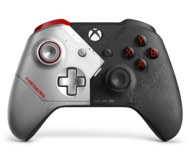 Microsoft Xbox One X 1TB - Cyberpunk 2077 Limited Edition  - 571407 - zdjęcie 8