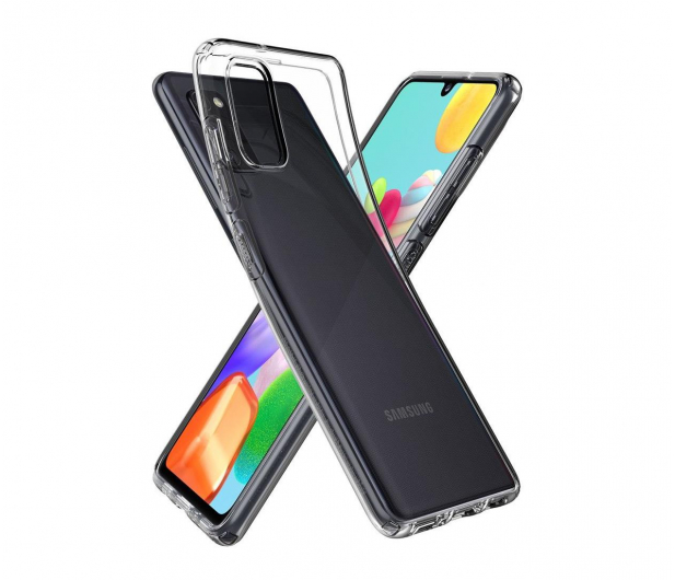 Spigen Liquid Crystal do Samsung Galaxy A41 Clear - 569751 - zdjęcie 2