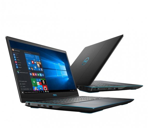 Dell Inspiron G3 3500 i5-10300H/16GB/256/Win10 GTX1650 - 570359 - zdjęcie