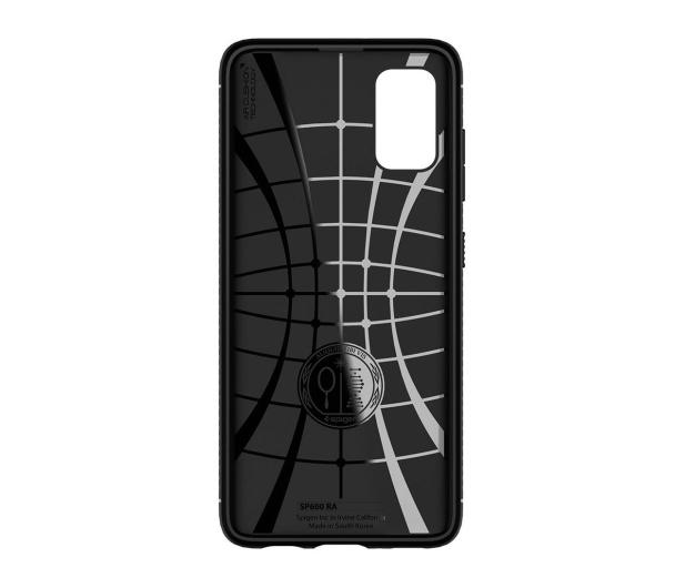 Spigen Rugged Armor do Samsung Galaxy A41 czarny - 569752 - zdjęcie 2