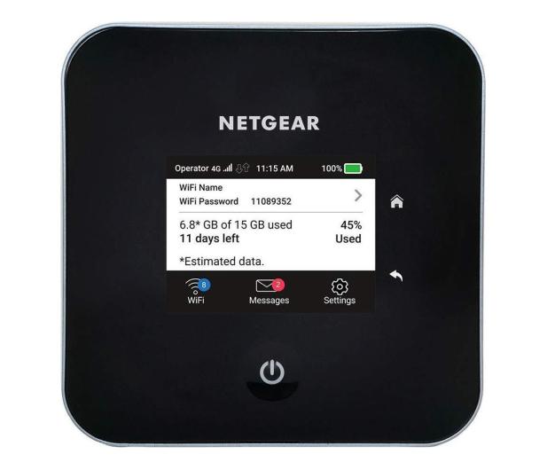 Netgear Nighthawk M2 WiFi a/b/g/n/ac 3G/4G (LTE) 2000Mbps - 570342 - zdjęcie