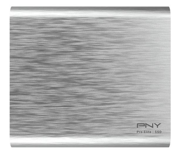 PNY Pro Elite SSD 250GB USB 3.1 Gen2 - 570613 - zdjęcie