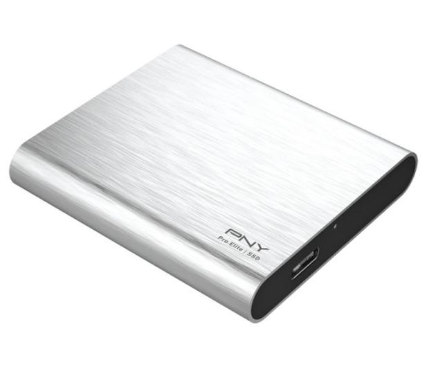 PNY Pro Elite SSD 250GB USB 3.1 Gen2 - 570613 - zdjęcie 3