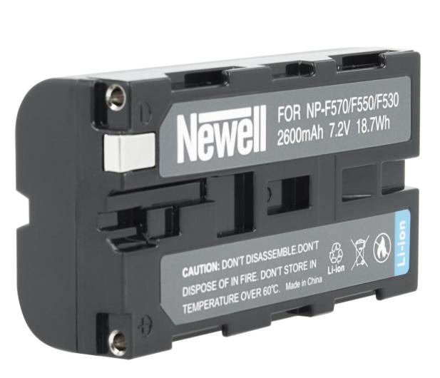 Newell Akumulator Zamiennik NP-F570 - 483572 - zdjęcie