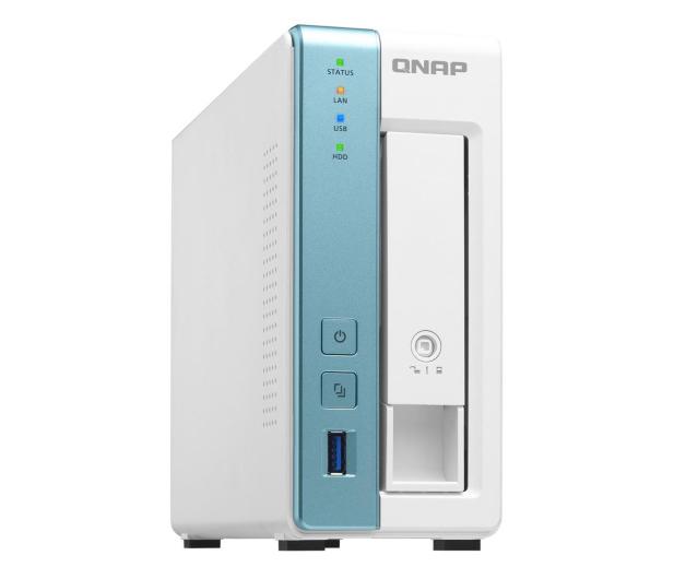 QNAP TS-131K (1xHDD, 4x1.7GHz, 1GB, 3xUSB, 1xLAN) - 570838 - zdjęcie