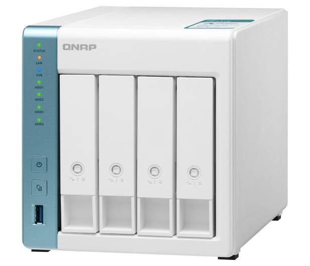 QNAP TS-431K (4xHDD, 4x1.7GHz, 1GB, 3xUSB, 2xLAN) - 570839 - zdjęcie 4