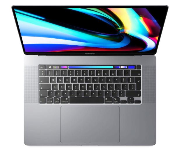Apple MacBook Pro i7 2,6GHz/32/1TB/R5300M Space Gray - 578978 - zdjęcie