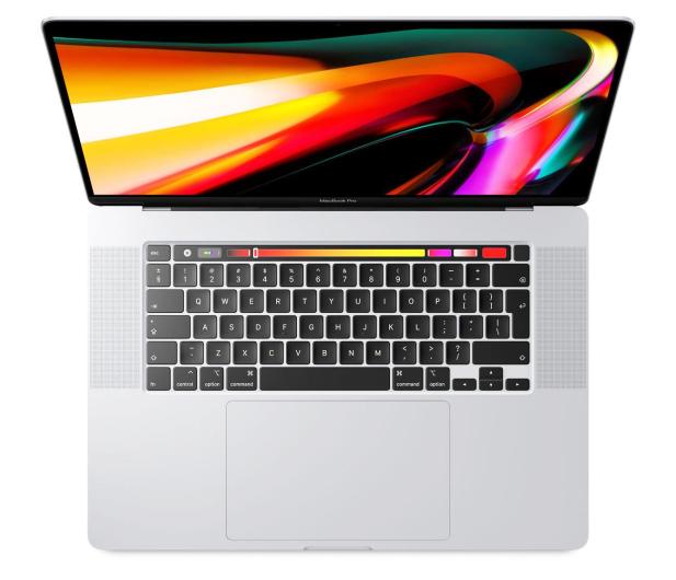 Apple MacBook Pro i7 2,6GHz/16/1TB/R5300M Silver - 572421 - zdjęcie