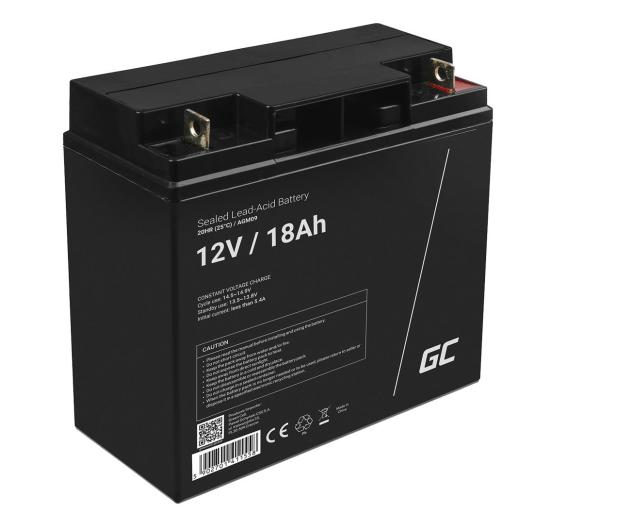 Green Cell Akumulator AGM  12V 18Ah - 547922 - zdjęcie