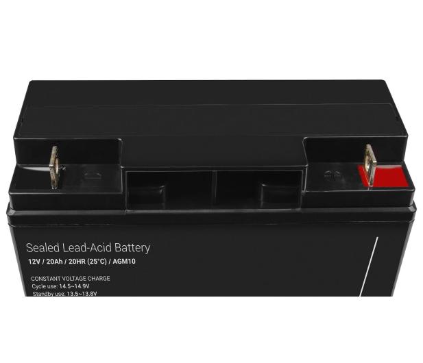 Green Cell Akumulator AGM  12V 20Ah - 547923 - zdjęcie 5