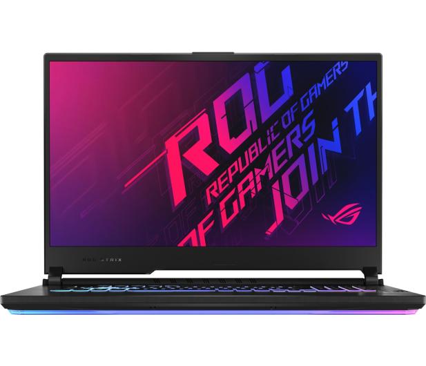 ASUS ROG Strix G17 i7-10750H/16GB/512/W10 144Hz - 578213 - zdjęcie 6