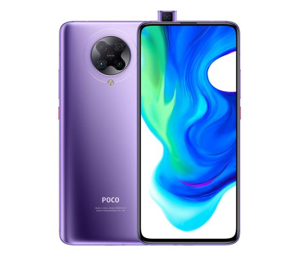 Xiaomi POCO F2 Pro 6/128GB Electric Purple - 579003 - zdjęcie