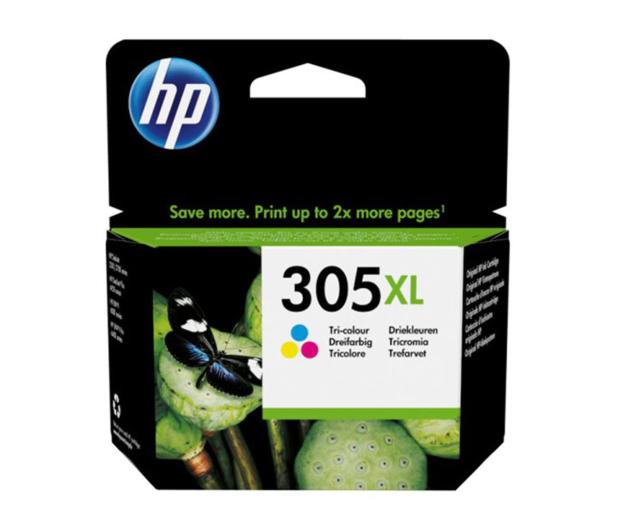 HP 305XL CMY 200str. - 579683 - zdjęcie