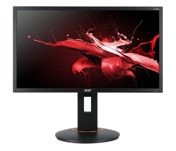 Acer XF240QSBIIPR czarny - 577799 - zdjęcie