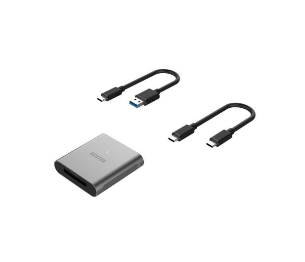 Unitek Czytnik kart pamięci CFexpress 2.0 10 Gbps - 579291 - zdjęcie 4