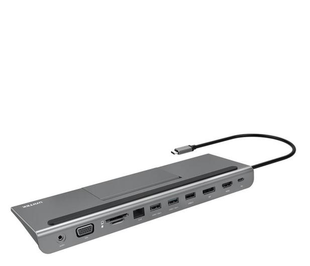 Unitek USB-C - Replikator 11 w 1  - 579295 - zdjęcie