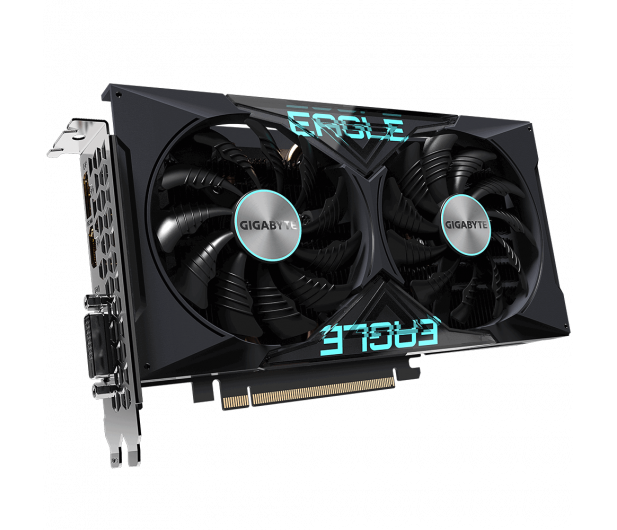 Gigabyte GeForce GTX 1650 D6 EAGLE OC 4GB GDDR6 - 579277 - zdjęcie 3