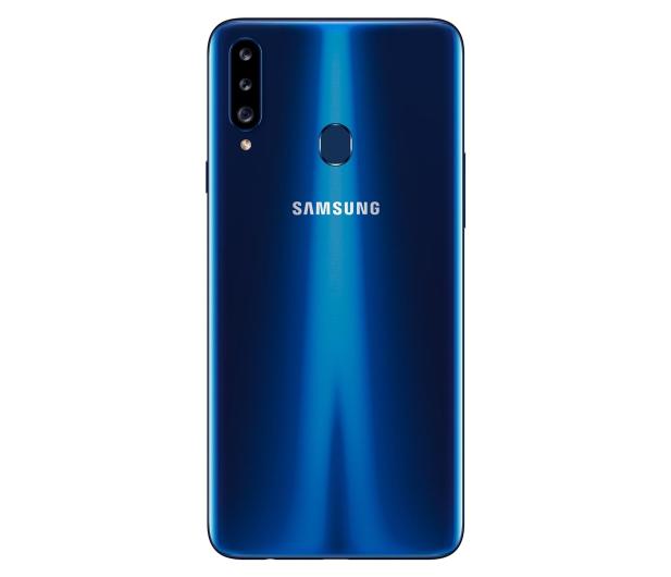 Samsung Galaxy A20s blue - 579641 - zdjęcie 3
