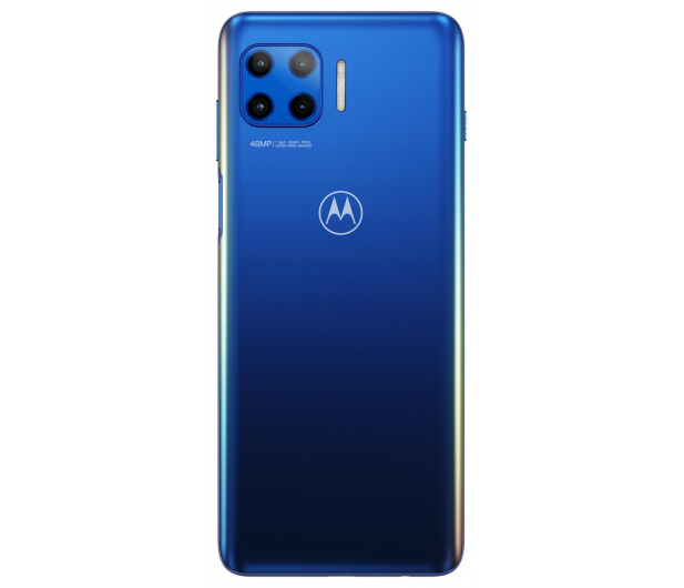 Motorola Moto G 5G Plus 6/128GB Surfing Blue + 128GB - 586275 - zdjęcie 6