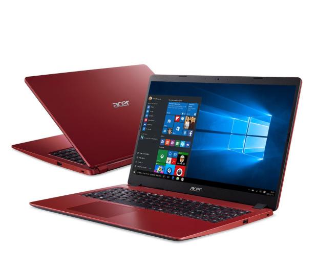 Acer Aspire 3 i5-1035G1/8GB/512/W10 FHD Czerwony - 578299 - zdjęcie
