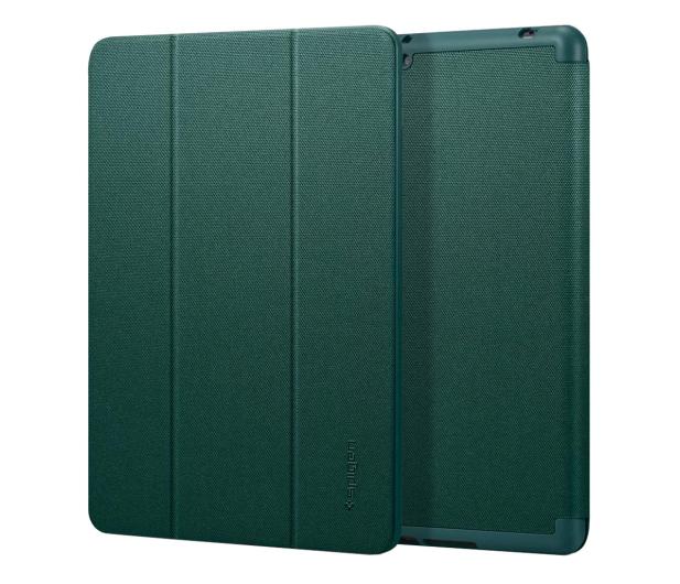 Spigen Urban Fit do iPad 7 generacji zielony - 576339 - zdjęcie