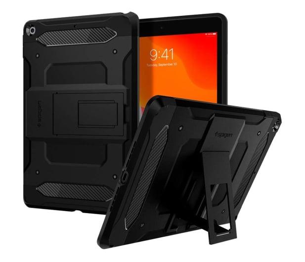 Spigen Tough Armor do iPad 7 generacji czarny - 576343 - zdjęcie
