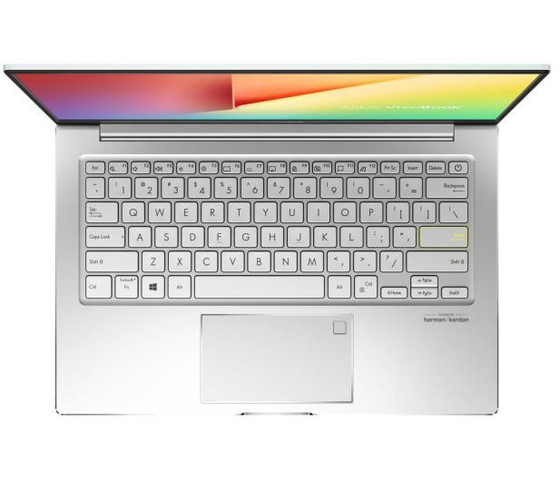 ASUS VivoBook S13 S333JA i5-1035G1/8GB/512/W10 White - 574375 - zdjęcie 5
