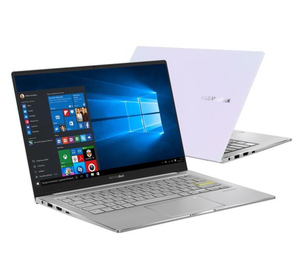 ASUS VivoBook S13 S333JA i5-1035G1/8GB/512/W10 White - 574375 - zdjęcie
