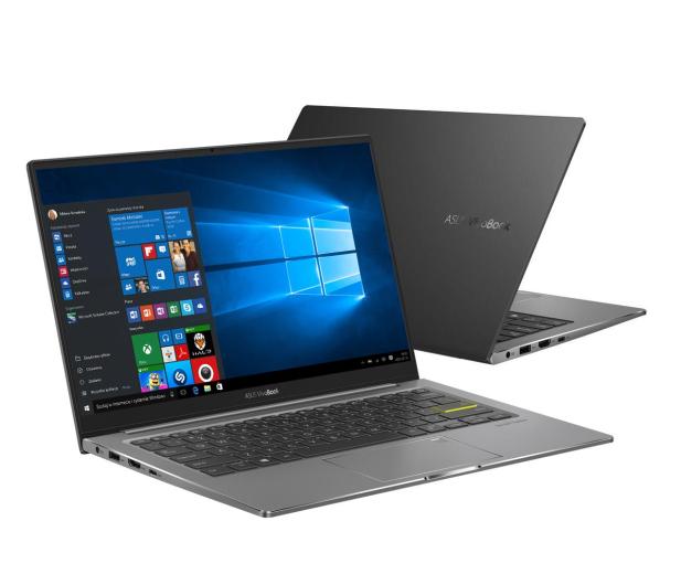 ASUS VivoBook S13 S333JA i5-1035G1/8GB/512/W10 Grey - 574374 - zdjęcie