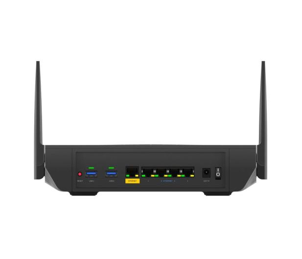 Linksys MR9600 (802.11a/b/g/n/ax 6000Mb/s) USB - 575593 - zdjęcie 4