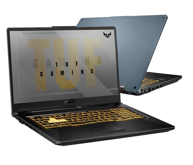 ASUS TUF Gaming A17 FA706IU R7-4800H/16GB/512 120Hz - 575240 - zdjęcie
