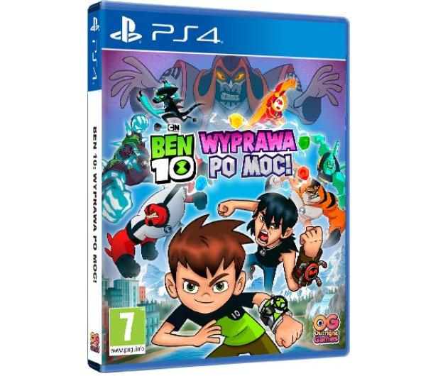 PlayStation Ben 10: Wyprawa po moc! - 577256 - zdjęcie 2