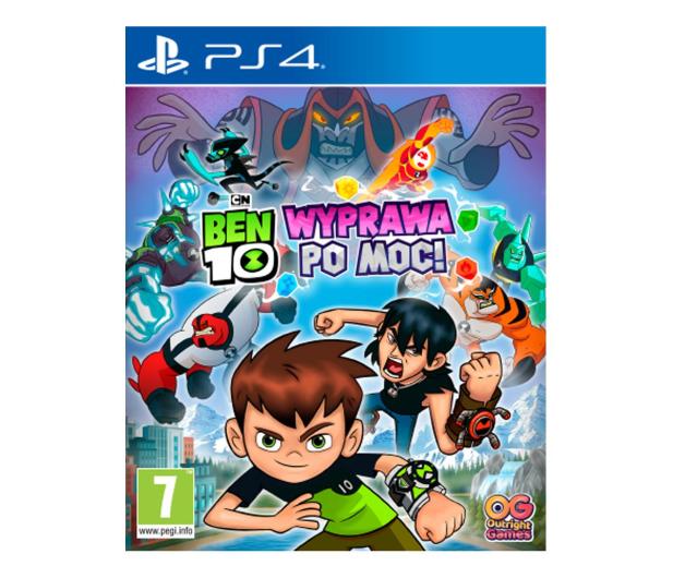 PlayStation Ben 10: Wyprawa po moc! - 577256 - zdjęcie