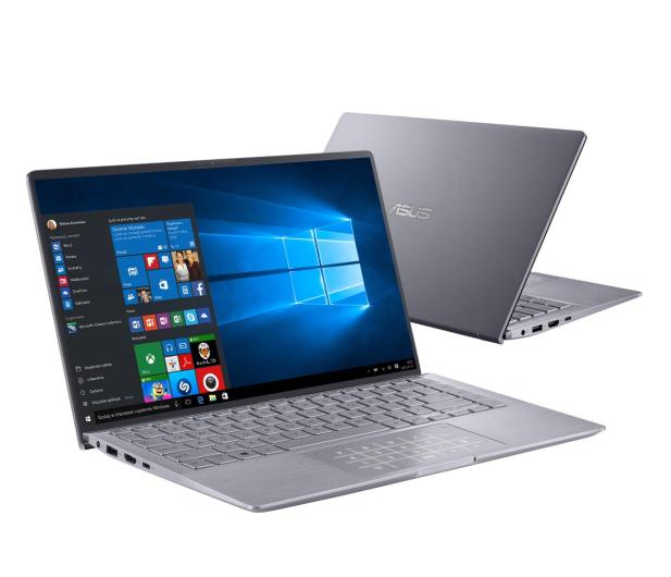 ASUS ZenBook 14 UM433IQ R5-4500U/16GB/512/W10 MX350 - 574363 - zdjęcie