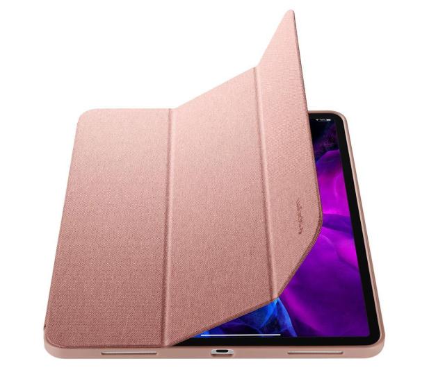 Spigen Urban Fit do iPad Pro 12,9'' różowo-złoty - 576360 - zdjęcie 3