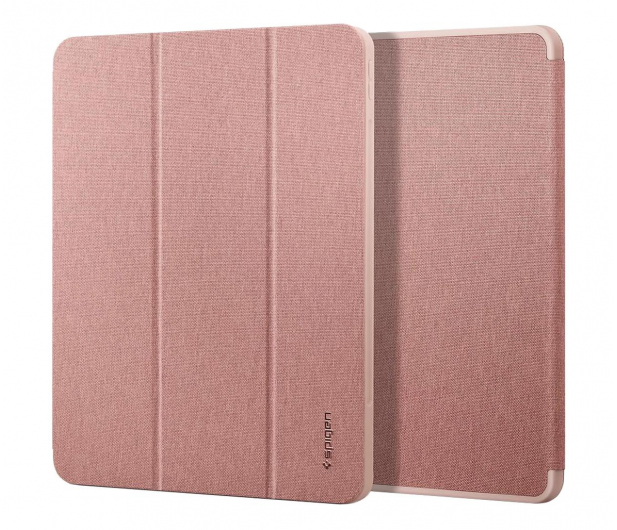 Spigen Urban Fit do iPad Pro 12,9'' różowo-złoty - 576360 - zdjęcie