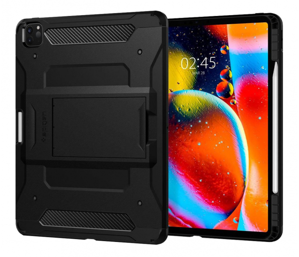 Spigen Tough Armor do iPad Pro 12,9'' czarny - 576362 - zdjęcie