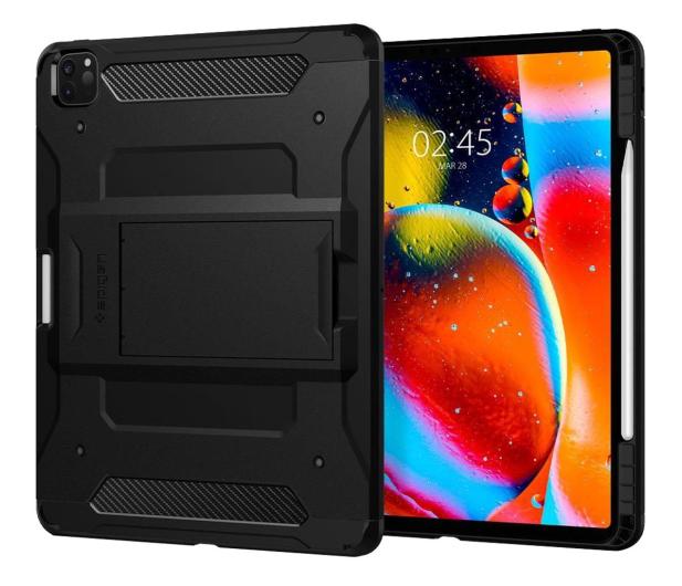 """Spigen Tough Armor do iPad Pro 11"""" (1. i 2. gen) czarny - 576354 - zdjęcie"""