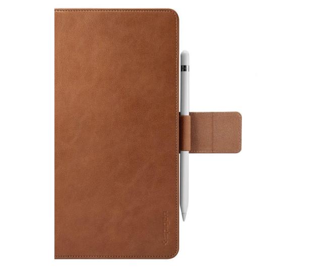 Spigen Stand Folio do iPad Air 3 generacji brązowy - 576347 - zdjęcie 2